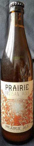 Prairie Prairie Ale