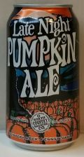 North Country Late Night Pumpkin Ale