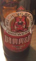 Belching Beaver Dammed! Double IPA