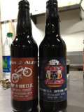 Joseph James Aces and Ales Pop-A-Wheelie Bourbon BA Imperial Porter