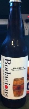 Karbach 001 Bodacious