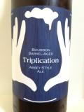 Idle Hands Craft Ales Triplication - Bourbon Barrel Aged