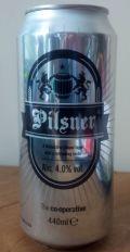 Co-op Pilsner  - Pale Lager