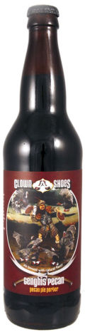 Clown Shoes Genghis Pecan Pie Porter (2012-2013)
