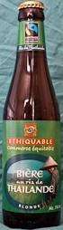 Bi�re au riz de Thailande    - Belgian Strong Ale