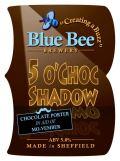 Blue Bee 5 O'Choc Shadow