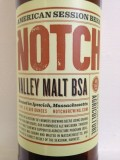 Notch Valley Malt BSA (2012-) - Saison