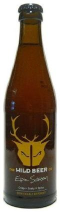 Wild Beer Epic Saison