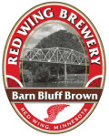 Red Wing Barn Bluff Brown