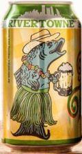 Rivertowne Hala Kahiki Pineapple Beer - Fruit Beer
