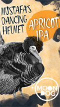 Moon Dog Mustafa's Dancing Helmet Apricot IPA