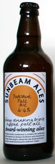 Sunbeam Yorkshire Pale Ale