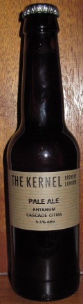 The Kernel Pale Ale Ahtanum Cascade Citra