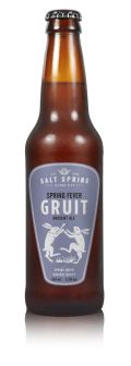 Saltspring Spring Fever Gruit Ancient Ale