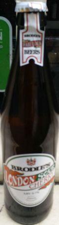 Brodies London Sour (Cherry Edition)