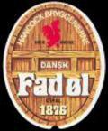 Hancock Dansk Fadøl