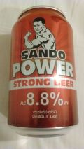 Millers Sando Power Strong Beer