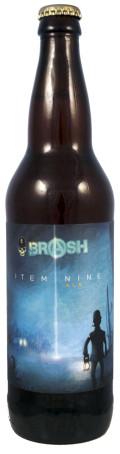 Brash Item Nine