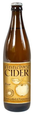Finnriver Sparkling Pear Cider