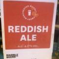 Marble Reddish Ale