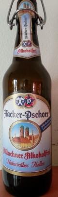Hacker-Pschorr M�nchner Alkoholfrei  Naturtr�bes Helles