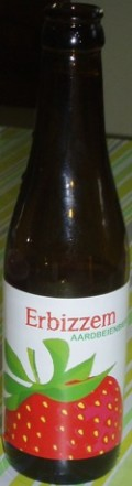 Erbizzem Aardbeienbier - Fruit Beer