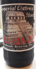 Horseheads 12-21-12 Doom�s Day Ale