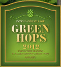 Downlands Green Hops 2012