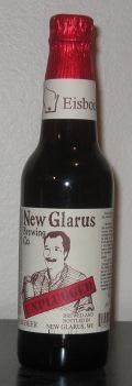New Glarus Unplugged Eisbock - Eisbock