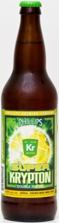 Phillips Super Krypton Double Rye PA