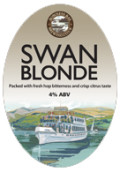 Bowness Bay Swan Blonde