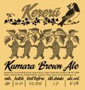 Kereru Kumara Brown Ale