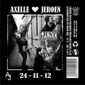 Struise Axelle-Jeroen Just Married