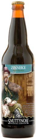Smuttynose Big Beer Series: Zinneke - Imperial Stout