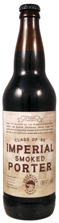 Deschutes Class of �88 Imperial Smoked Porter