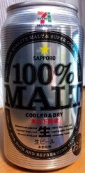 Sapporo 100% Malt