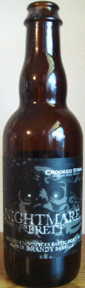 Crooked Stave Nightmare on Brett (Brandy) - Sour/Wild Ale