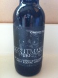 Crooked Stave Nightmare on Brett (Cognac) - Sour/Wild Ale