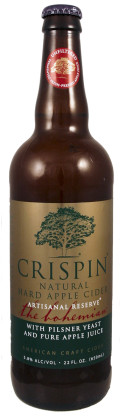 Crispin Artisanal Reserve The Bohemian