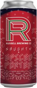 Russell Naughty & Spiced Porter
