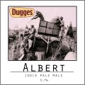 Dugges Albert - India Pale Male