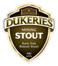Dukeries Mining Stout