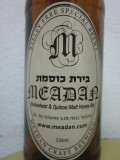 Meadan Beerat Kusemet Buckwheat & Quinoa Malt Honey Ale