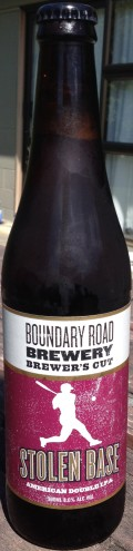 Boundary Road Brewer�s Cut Stolen Base
