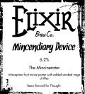 Elixir Mincendiary Device Naga