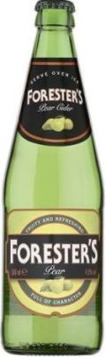 Forester�s Pear Cider