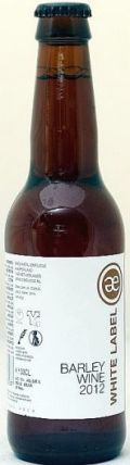 Emelisse White Label Barley Wine 2012