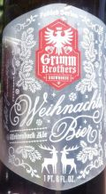 Grimm Brothers Weihnachtsbier
