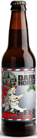 Dark Horse 4 Elf Winter Ale - Spice/Herb/Vegetable