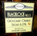 Ayr Doctor Blacklock No. 5 Chocolate Orange